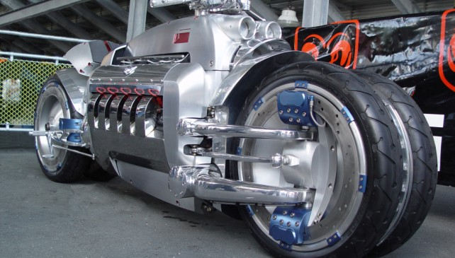 Dodge Tomahawk – Fastest Bike In The World.