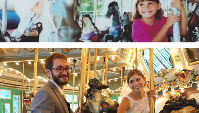 Couples Prove That True Love Can Last Forever By Recreating Their Old Photos.