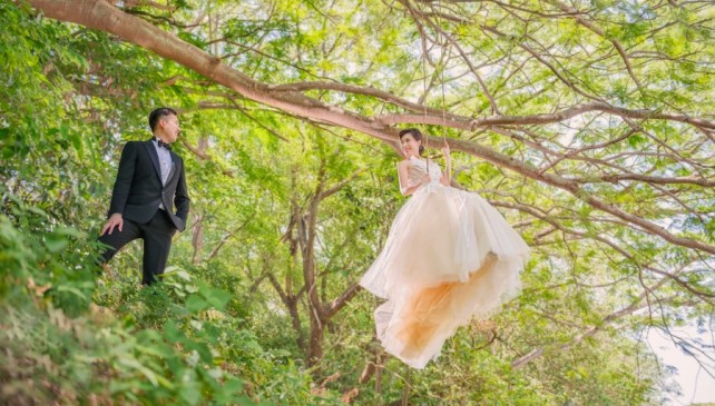10 amazing wedding photos that'll make you say wow.