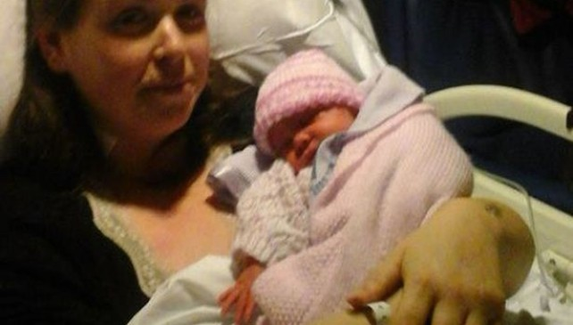 She went into hospital to give birth and woke up five days later with NO LEGS.