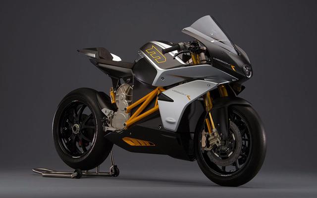 mission r bike zero emission