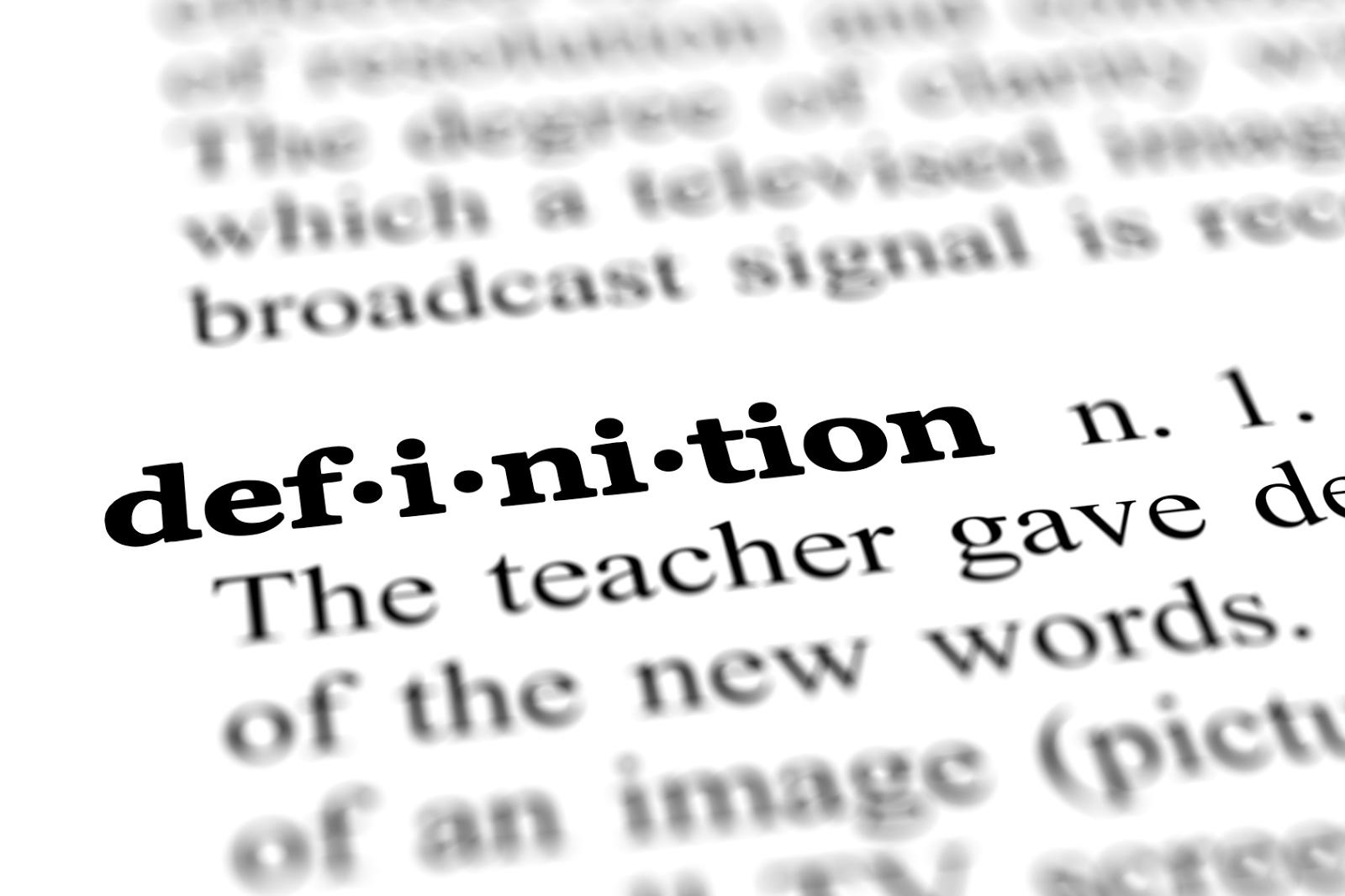 wonderful definitions