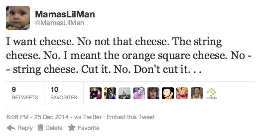 Baby-cheese