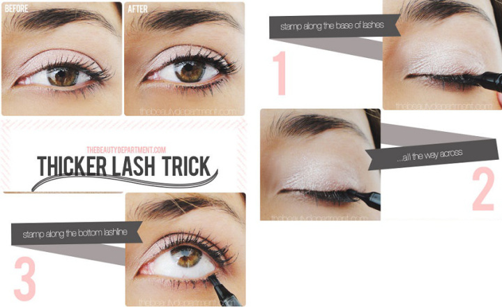 These 10 diagrams will help you learn better makeup techniques image source chedonna ccuart Choice Image