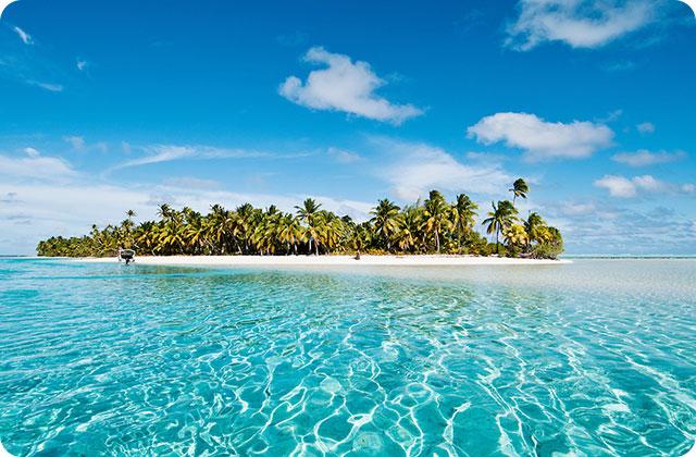 5 most beautiful beaches around the world to spend summer Top 5 most beautiful islands in the world