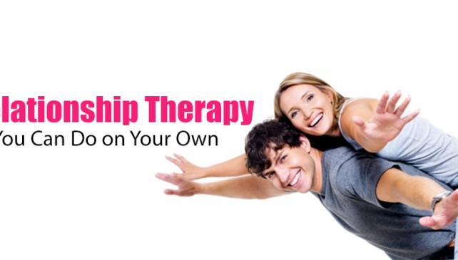 Relationship Therapy You Can Do on Your Own