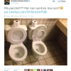 We've Got Another Double Toliet Situation This Time It's In Brazil For The World Cup