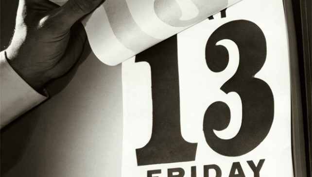 Today 13th Friday. Amazing facts about Friday 13.