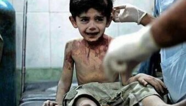 "The last 3 words by him, the 3 year old Syrian. ""I am Gonna tell God everything"""