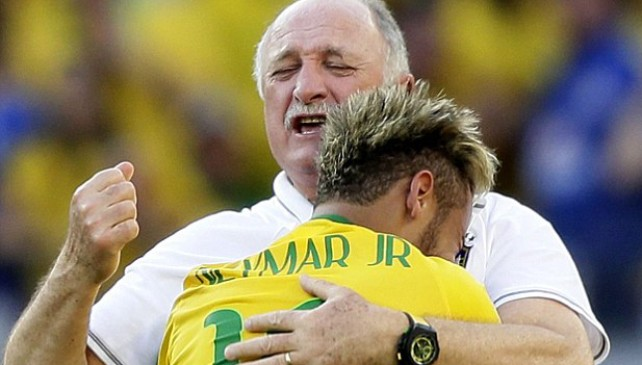 Neymar Broke His Vertebra. Won't be Playing.