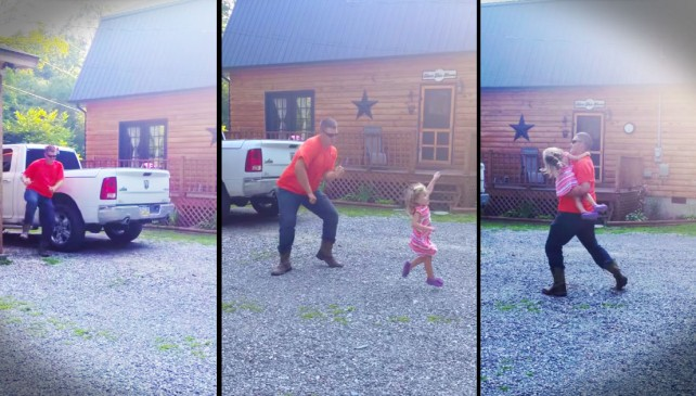 This Is The Single Greatest Father And Daughter Dance You Will Ever See.
