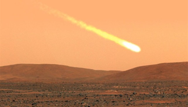 Huge Comet named  C/2013 A1 to make near contact with Mars for first time in a million years
