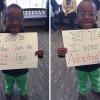 Heartwarming Photos Of Kids Who Were Just Adopted.