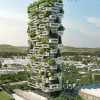 Amazing Evergreen Trees Covered World's First Building.