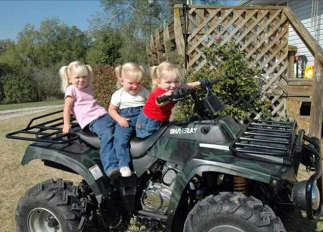 Rare-triplets