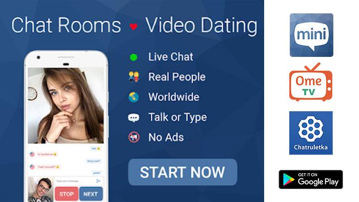 Chat random video Live random